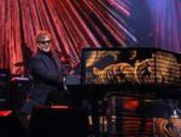 Elton John's 'Million Dollar Piano' film now on DVD and Blu-ray