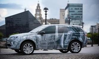 Land Rover Discovery Sport Confirmed with Seating for Seven Passengers