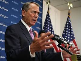 John Boehner: Impeachment Talk All a Democratic Scam