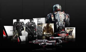 $120 Call of Duty: Advanced Warfare Collector's Edition Gets You All of This