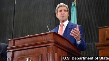 Israeli Media Slams Kerry For 'Rewarding' Hamas