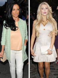 Chantelle Houghton slams Nicola McLean for making digs on Twitter
